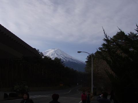 富士スバルライン料金所にて