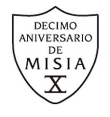 misia10周年 記念ロゴ