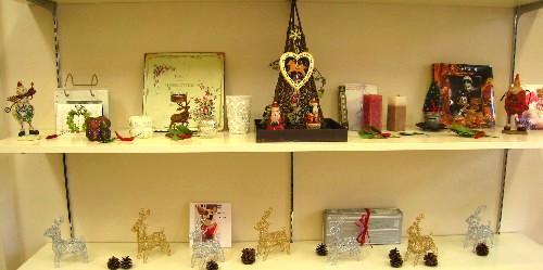 2009クリスマス棚