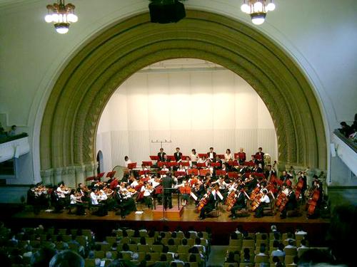 国立市民オーケストラ in 兼松講堂