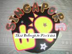 This is the other side of my uchiwa.. Yamapi!