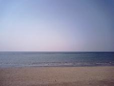鹿児島の海
