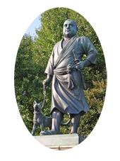 上野の西郷ドン