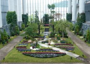 淡路島 奇跡の星の植物館