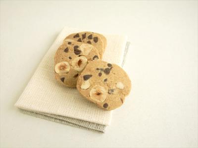 チョコナッツクッキーa