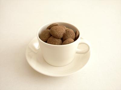 穀物コーヒーボーロa
