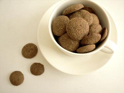 穀物コーヒーボーロb