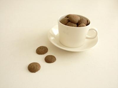穀物コーヒーボーロc