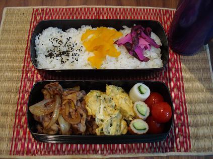 お弁当20090520