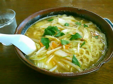 竹むら味噌ラーメン
