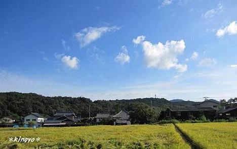 田舎風景^^;
