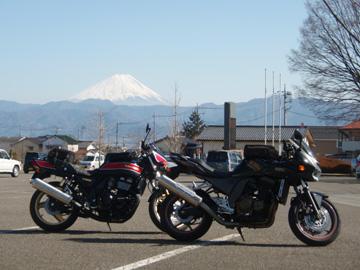 富士山0315