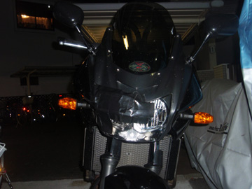 ヘッドライト0520