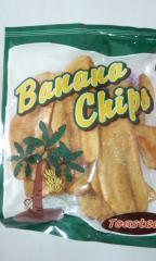 バナナチップス トースト