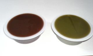 煉と抹茶の2種