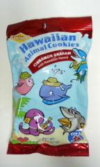 ハワイアンアニマルクッキー シナモングラハム