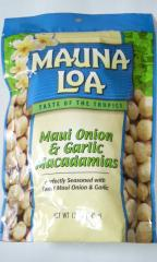 Maui Onion & Garlic Macadamias