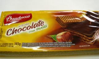 Chocolate com avela