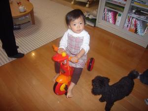 2歳のお誕生日2