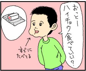 ハイチョウ1