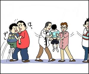父の日参観11