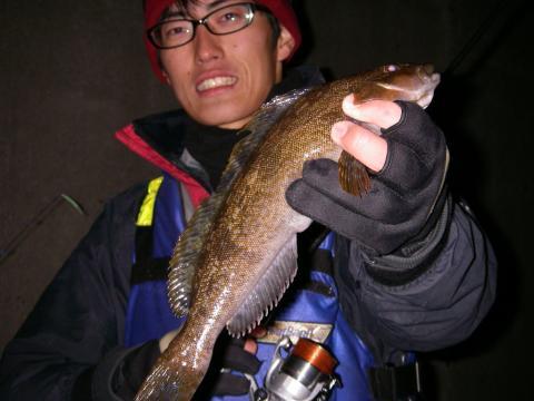 2008.1.24.那珂湊.アイナメ02
