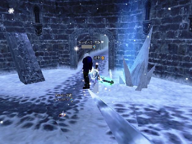 霜降りのお城w