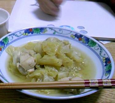 スープ・・・w