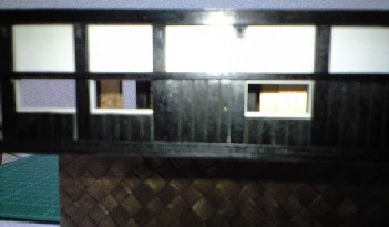 一階南側壁板1