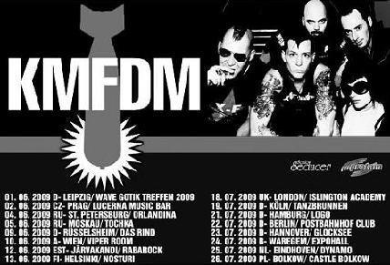 Kein Mitleid European Tour