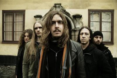 Opeth WGT