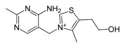 250px-Thiamine-2D-skeletal.png