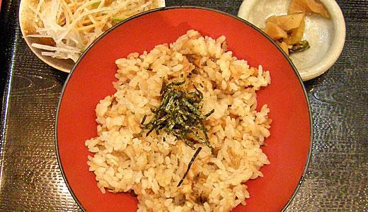奥出雲蕎麦 一福-2