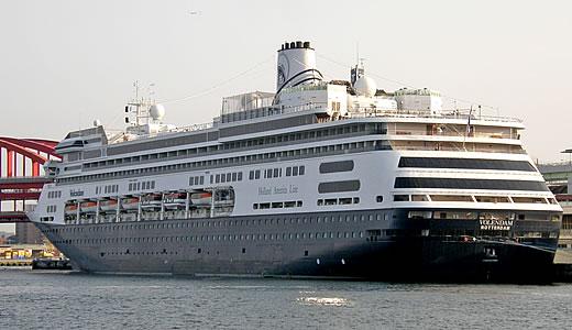フォーレンダム初入港-1