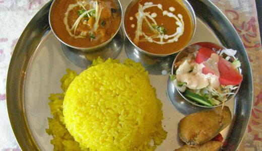 インド料理 ラ・ルー-2