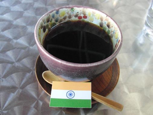 インドのコーヒー