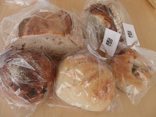 タロー屋さんのパン