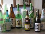 日本酒ゾーン♪