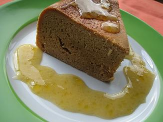 黒大豆チーズケーキ