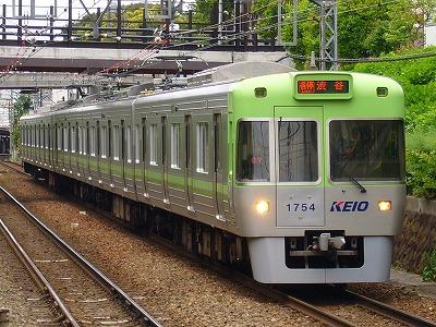 07 1704F 各停渋谷行