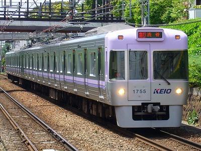 01 1705F 急行渋谷行