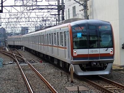 25S 10105F 副都心線各停渋谷行