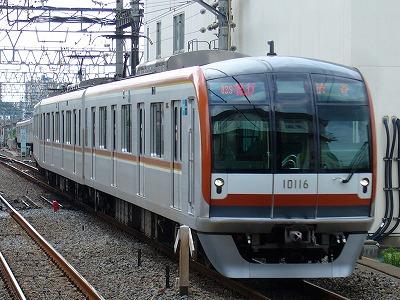 43S 10116F 副都心線急行渋谷行