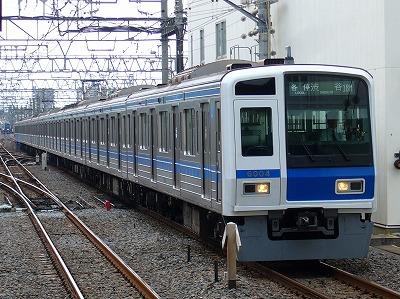 18M 6004F 副都心線各停渋谷行