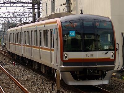 01S 10101F 副都心線各停渋谷行