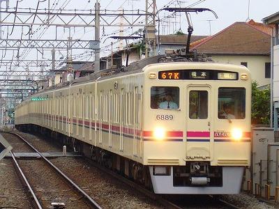 67K 6048F+6439F 急行橋本行