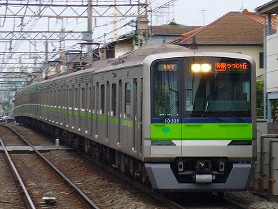 55T 10-320F 各停つつじヶ丘行
