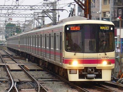8002F 準特急北野行(北野から各停高尾山口行)