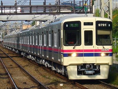 69K 9041F 急行橋本行