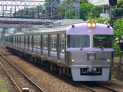 03 3726F 急行渋谷行